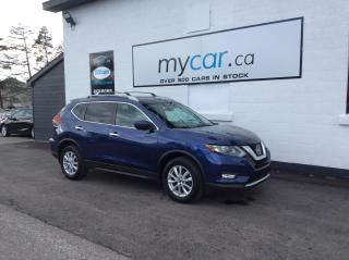 Used 2017 Nissan Rogue SV PANOROOF, NAV, HEATED SEATS, ALLOYS, BACKUP CAM!! for sale in Richmond, ON