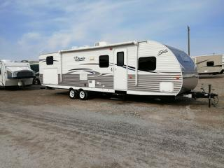 Used 2016 SHASTA OASIS 31OK for sale in Tilbury, ON