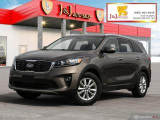 Used 2019 Kia Sorento 2.4L EX Leather/Heated/Power Seats, Keyless Entry for sale in Brandon, MB