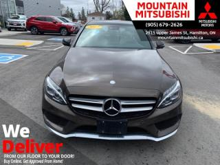 Used 2017 Mercedes-Benz C-Class C 300  - $214 B/W for sale in Mount Hope (Hamilton), ON