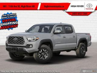 New 2021 Toyota Tacoma TRD Off-Road  - Navigation for sale in High River, AB