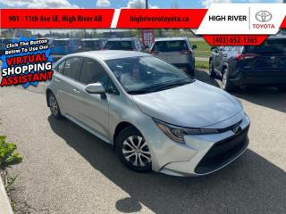 New 2021 Toyota Corolla L for sale in High River, AB