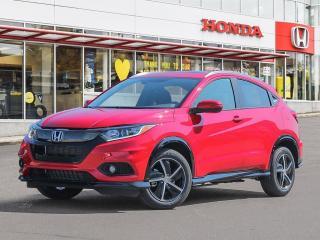 New 2021 Honda HR-V Sport for sale in Vancouver, BC