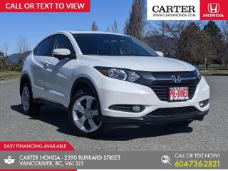 Used 2016 Honda HR-V EX HEATED SEATS + REARVIEW CAMERA + LOW MILEAGE! for sale in Vancouver, BC