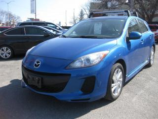Used 2012 Mazda MAZDA3 GS Sky Hatch Manual AC Cruise Htd Seats PL PM PW for sale in Ottawa, ON