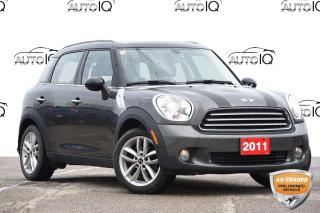Used 2011 MINI Cooper Countryman ONE OWNER | MANUAL | 1.6L I4 | FWD for sale in Kitchener, ON
