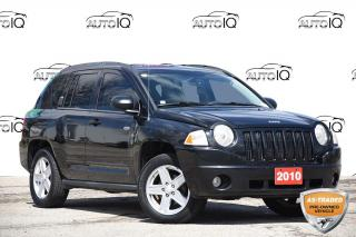Used 2010 Jeep Compass Sport/North LOW KM | SUNROOF | 4WD | 2.4L I4 for sale in Kitchener, ON