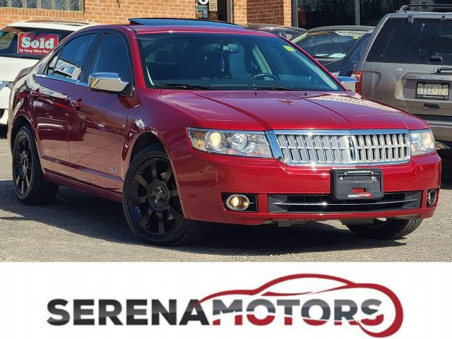 2007 Lincoln MKZ AWD   FULLY LOADED   SUNROOF   LEATHER   NO ACCID.