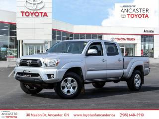 Used 2013 Toyota Tacoma TRD SPORT | DBL CAB | V6 | LONG BED for sale in Ancaster, ON