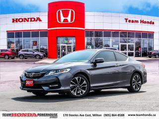 Used 2017 Honda Accord EX for sale in Milton, ON