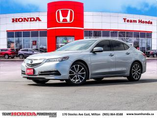 Used 2017 Acura TLX 3.5L V6 for sale in Milton, ON