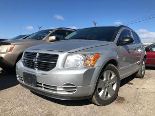Used 2009 Dodge Caliber SXT for sale in Pickering, ON