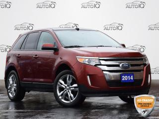 Used 2014 Ford Edge SEL | AWD | PANORAMIC ROOF | POWER LIFTGATE | LEATHER for sale in Waterloo, ON