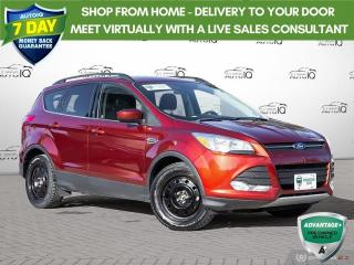 Used 2016 Ford Escape | NO ACCIDENTS | HEATED POWER SEAT | EXTERIOR PARKING CAMERA | for sale in Barrie, ON