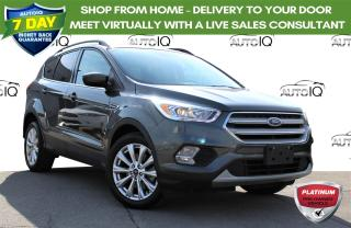 Used 2019 Ford Escape SEL PANORAMIC SUNROOF NAVIGATION AWD for sale in Hamilton, ON