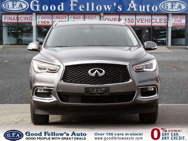 2017 Infiniti QX60 BASE AWD, 6CYL 3.5L, 7 PASS, SUNROOF, LETHER SEATS