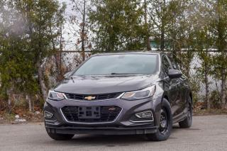 Used 2017 Chevrolet Cruze LT for sale in Etobicoke, ON