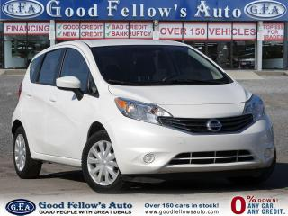Used 2016 Nissan Versa Note SV MODEL, REARVIEW CAMERA, PARKING ASSIST REAR for sale in Toronto, ON