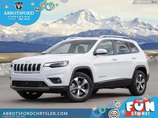 New 2021 Jeep Cherokee Limited  - Sunroof - $285 B/W for sale in Abbotsford, BC