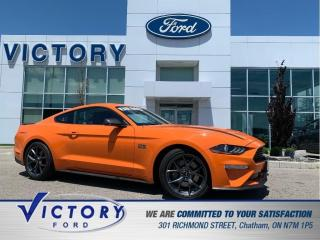 Used 2020 Ford Mustang EcoBoost 2.49% | HIGH PERFORMANCE | MAGNE-RIDE | 5 for sale in Chatham, ON