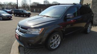 Used 2014 Dodge Journey SXT for sale in Sarnia, ON