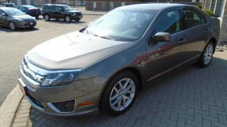 Used 2012 Ford Fusion SEL for sale in Sarnia, ON