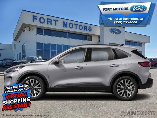 2021 Ford Escape Titanium AWD  - Sunroof - Leather Seats - $286 B/W
