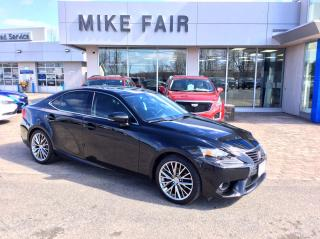 Used 2015 Lexus IS 250 Power Locks, Backup Camera, Rear Wheel Drive, Front Fog Lights for sale in Smiths Falls, ON