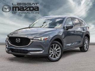 New 2021 Mazda CX-5 GT w/Turbo for sale in Hamilton, ON