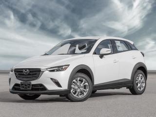 New 2021 Mazda CX-3 GS for sale in Hamilton, ON