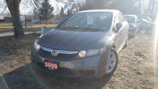 Used 2009 Honda Civic Sdn 4dr Auto Sport for sale in Scarborough, ON