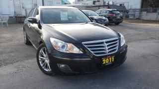Used 2011 Hyundai Genesis Sedan 4dr Sdn V8 w/Technology Pkg for sale in Scarborough, ON