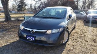 Used 2007 Honda Civic Hybrid 4dr Sdn for sale in Scarborough, ON