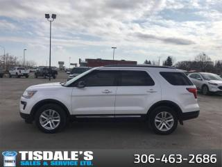 Used 2018 Ford Explorer XLT  -  Bluetooth for sale in Kindersley, SK