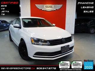 Used 2016 Volkswagen Jetta Sedan TRENDLINE | CERTIFIED | FINANCE | 9055478778 for sale in Oakville, ON