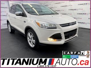 Used 2015 Ford Escape Titanium+Pano Roof+AWD+GPS+Blind Spot+Camera+Leath for sale in London, ON