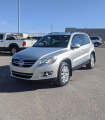 Used 2009 Volkswagen Tiguan TRENDLINE  2.0T 4MOTION | $0 DOWN for sale in Calgary, AB