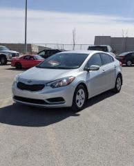 Used 2016 Kia Forte GL | $0 DOWN -EVERYONE APPROVED for sale in Calgary, AB