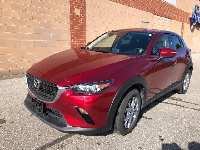 2019 Mazda CX-3 GS/AWD