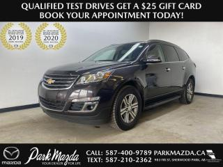 Used 2017 Chevrolet Traverse LT for sale in Sherwood Park, AB