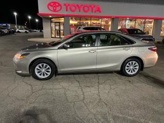 Used 2017 Toyota Camry LE for sale in Cambridge, ON