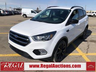 Used 2017 Ford Escape SE 4D Utility 4WD 1.5L for sale in Calgary, AB