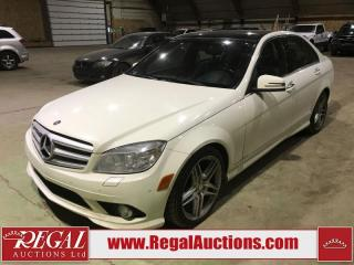 Used 2010 Mercedes-Benz C-CLASS C350 4D SEDAN 4MATIC for sale in Calgary, AB