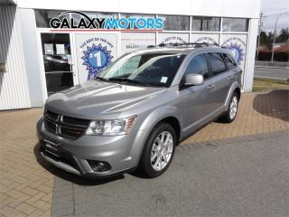 Used 2015 Dodge Journey R/T for sale in Nanaimo, BC
