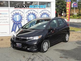 Used 2019 Honda Fit LX W/HONDA SENSING - Heated Seats, Backup Cam, Bluetooth for sale in Courtenay, BC