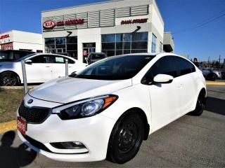 Used 2016 Kia Forte 1.8L LX+ for sale in Gloucester, ON