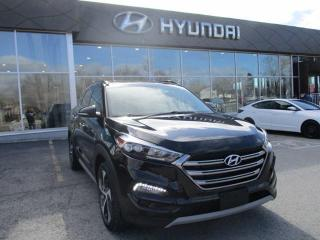 Used 2017 Hyundai Tucson Limited for sale in Ottawa, ON