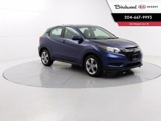 Used 2017 Honda HR-V LX AWD | Local One Owner | Heated Seats | Rearview Camera | Touchscreen | for sale in Winnipeg, MB