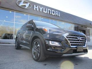 Used 2020 Hyundai Tucson Ultimate for sale in Ottawa, ON