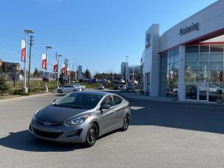 Used 2014 Hyundai Elantra 4DR SDN AUTO GL for sale in Pickering, ON